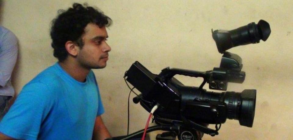 3 minute silent thriller by Sanat Prabhu