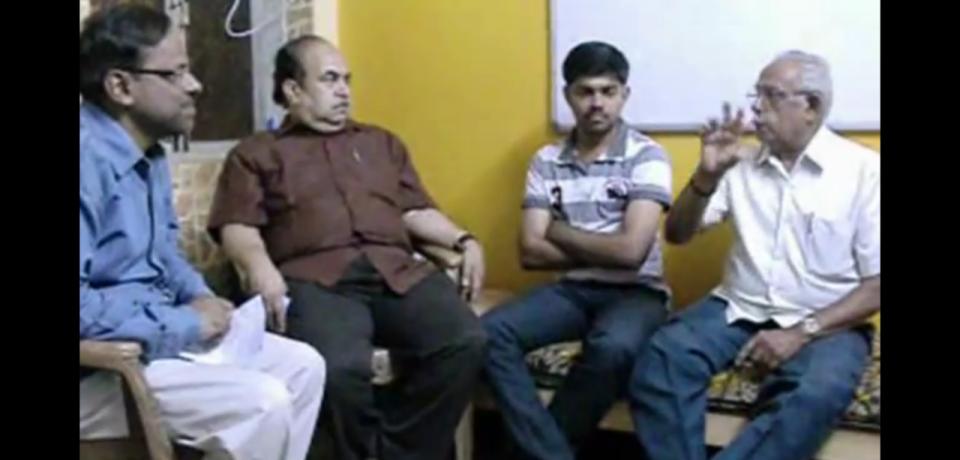 Spot interview – Sarathkumar Prabhu, G Krishna Rao and Ramesh Pai