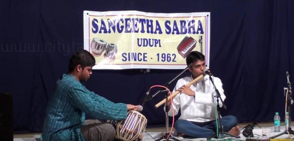 Ranjith Nayak's Flute Melody – Hamsadhwani